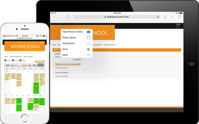 Learning Management System for K-12 Independent Schools