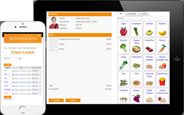 School Information Management System & Website Software